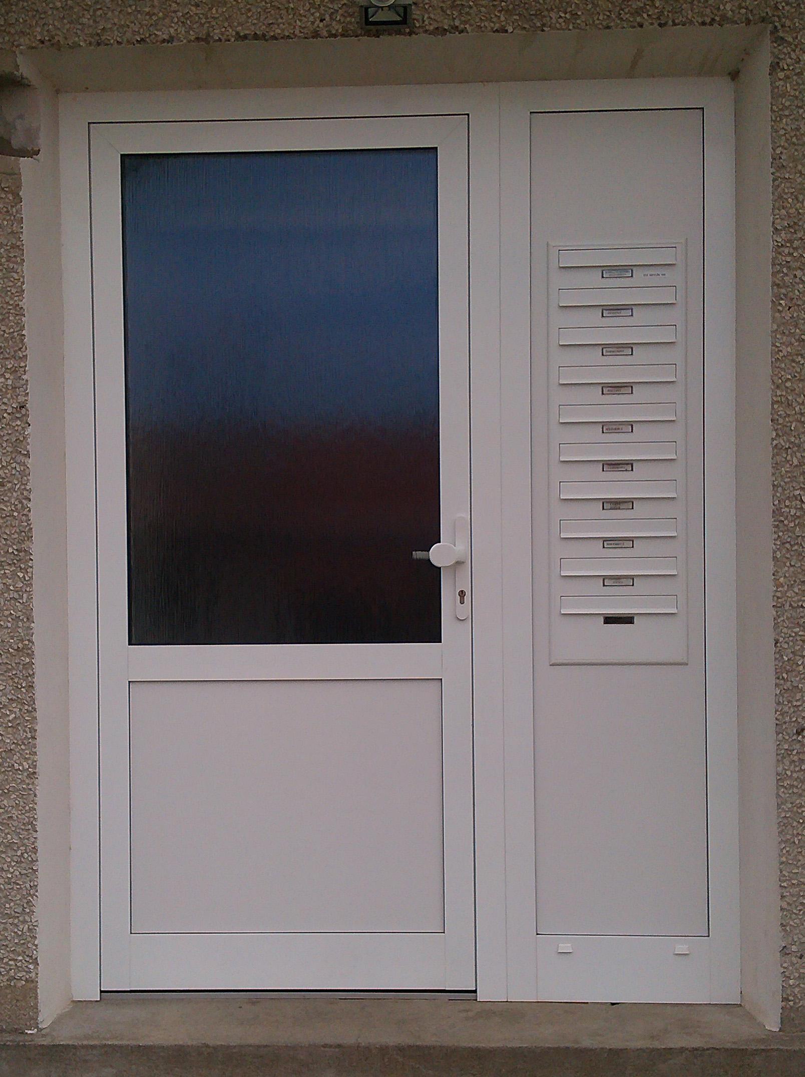 Hliníkové dveře - pro a protiHliníkové dveře – pro a proti