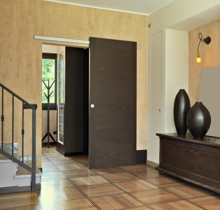 Klasické či posuvné interiérové dveře?