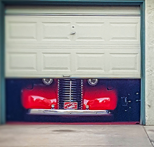 Jak probíhá výměna garážových vrat