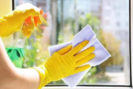8 rad, jak správně umýt okna