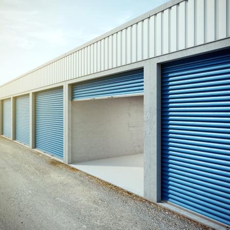 Průmyslová garážová vrata - jaké máte možnosti