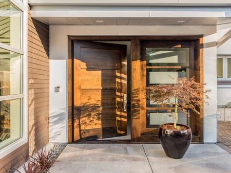 Plastové vchodové dveře - kvalita, bezpečnost i elegance