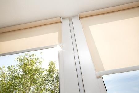 Vnitřní rolety - proti světlu, chladu i hluku