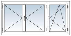 Plastová okna vekra ceník