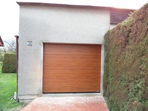 Garážová vrata reference Opava