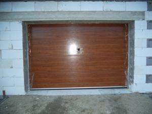 Garážová vrata reference Znojmo