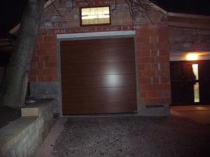 Garážová vrata reference Jičín