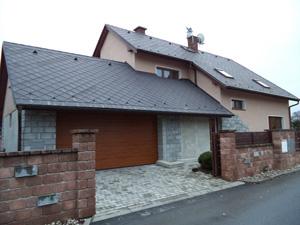 Garážová vrata reference Olomouc
