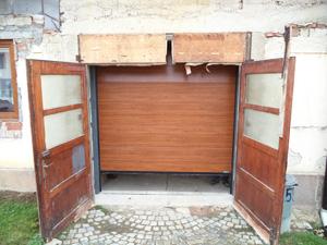 Garážová vrata reference Uherské Hradiště