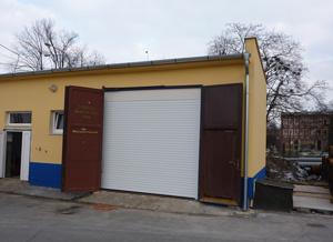 Garážová vrata reference Zlín
