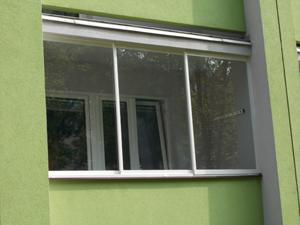 Zasklívání balkonů a lodžií reference Ostrava