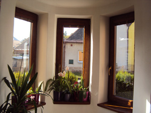Plastová okna a dveře reference Bruntál
