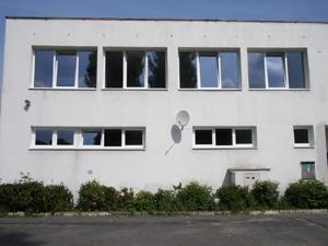 Okna pro velké budovy