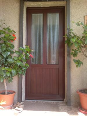 Plastová okna a dveře reference Kolín