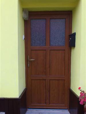 Plastová okna a dveře reference Kroměříž