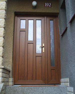 Plastová okna a dveře reference Svitavy