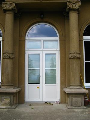 Plastová okna a dveře reference Teplice