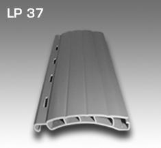 Plastova lamela LP37