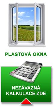 Nezávazná kalkulace pro plastová okna