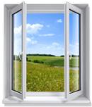 Okna - plastová a hliniková