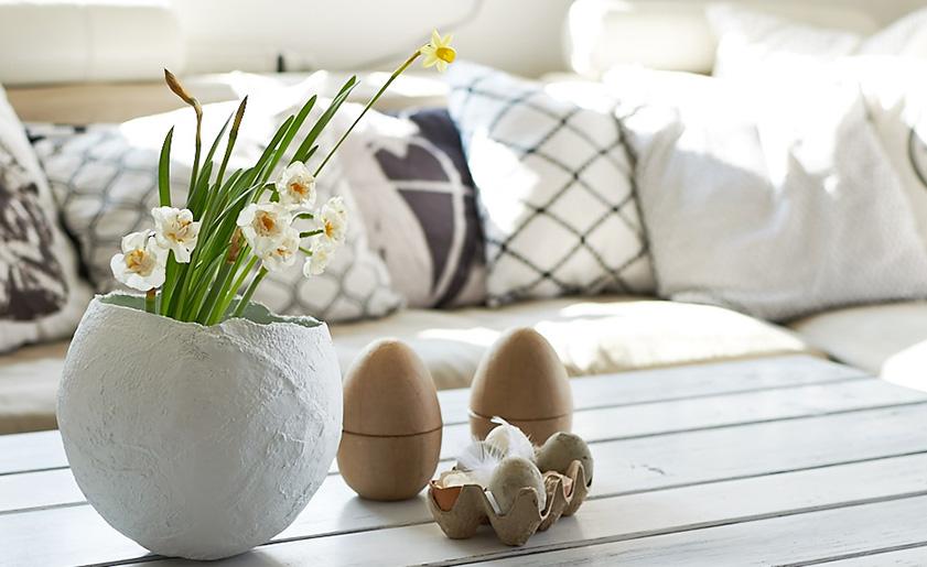 Nápady na origináůní velikonoční dekorace