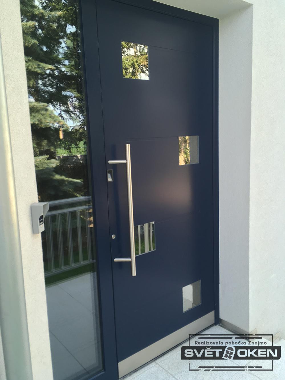 Reference Znojmo-okna a dveře
